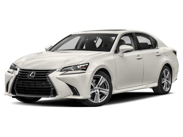 2019 LEXUS GS 350 Standard Package Sedan