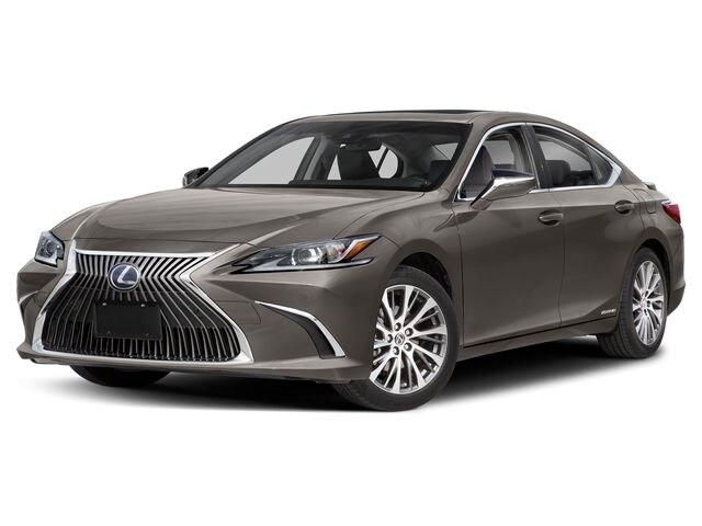 2019 LEXUS ES 300h Luxury Package Sedan