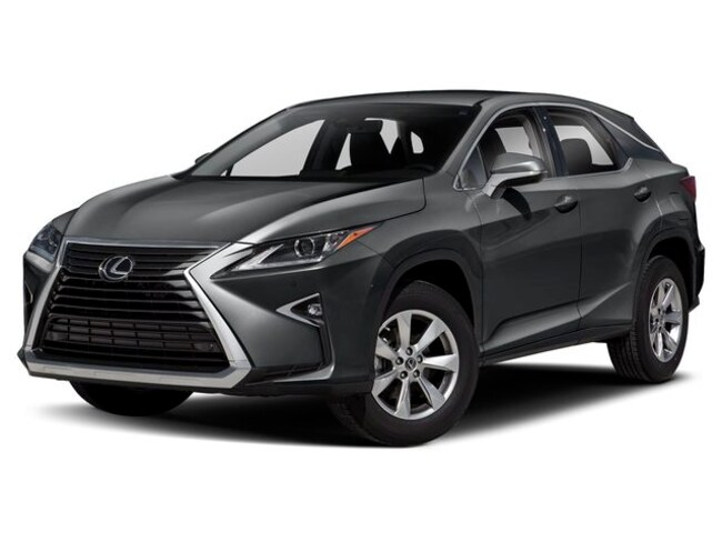 2019 LEXUS RX 350 F Sport Series 3 Package SUV