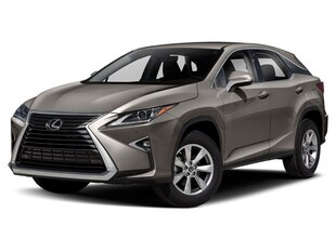 2019 LEXUS RX 350 LUXURY PACKAGE SUV