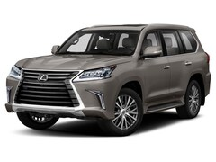 2019 LEXUS LX 570 Standard Package, GREEN LEVY SUV