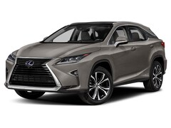 2019 LEXUS RX 450h Executive Package SUV