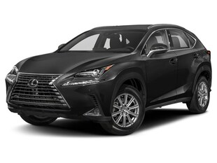 2019 LEXUS NX 300 APPLE CARPLAY SUV