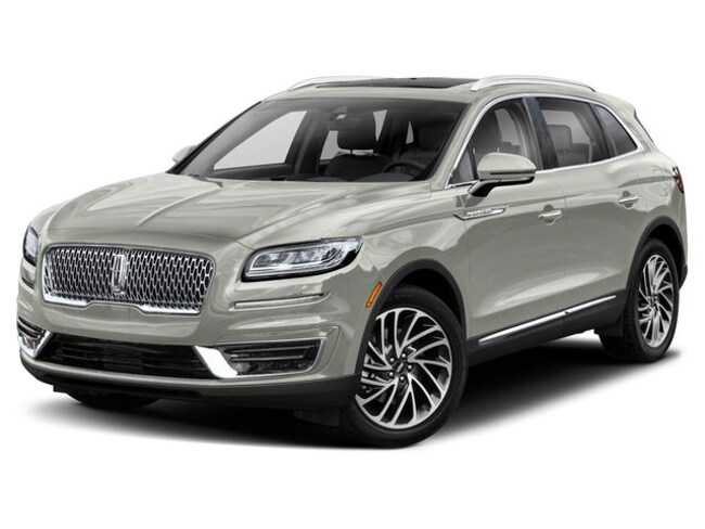 2019 Lincoln Nautilus Reserve Sport Utility