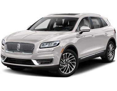 2019 Lincoln Nautilus Reserve AWD SUV