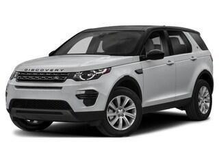 2019 Land Rover Discovery Sport Landmark SUV