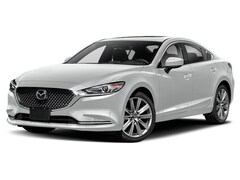 2019 Mazda Mazda6 SIGNATURE- SNOWFLAKE WHITE- AUTO- FULL LOAD Sedan