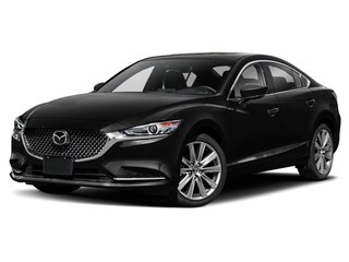 2019 Mazda Mazda6 SIGNATURE- JET BLACK- AUTO- FULL LOAD Sedan