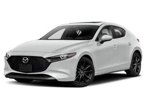 2019 Mazda Mazda3 GT- SNOWFLAKE WHITE- FWD- SPORT-MANUAL- PREMIUM PKG