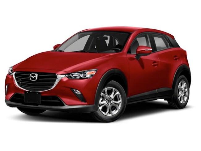 2019 Mazda CX-3 GS SUV