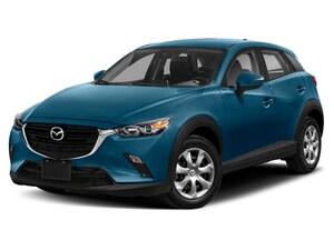2019 Mazda CX-3 GX- ETERNAL BLUE- AWD- BLUETOOTH- REVERSE CAM