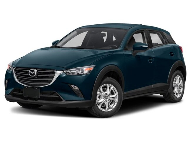 2019 Mazda CX-3 GS AWD at SUV