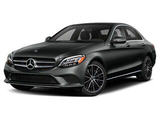 2019 Mercedes-Benz C-Class 4matic Sedan Sedan