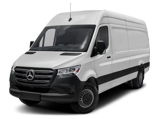 New 2019 Mercedes-Benz Sprinter V6 4500 Cargo For Sale at Dilawri ca