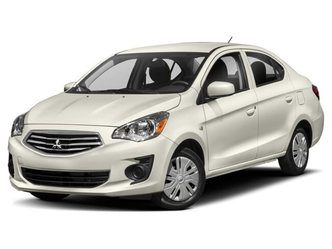 2019 Mitsubishi Mirage G4 ES - CVT Sedan