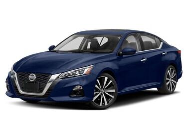 2019 Nissan Altima 2.5 Platinum Sedan