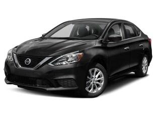 2019 Nissan Sentra Sentra S M/t No Options Sedan