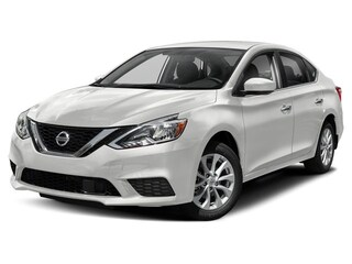 2019 Nissan Sentra 1.8 S 6sp Sedan