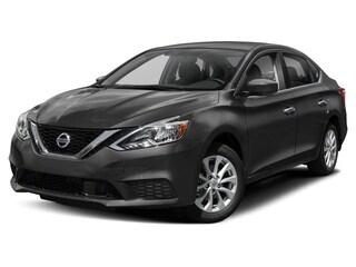 New 2019 Nissan Sentra SV Sedan in Calgary, AB