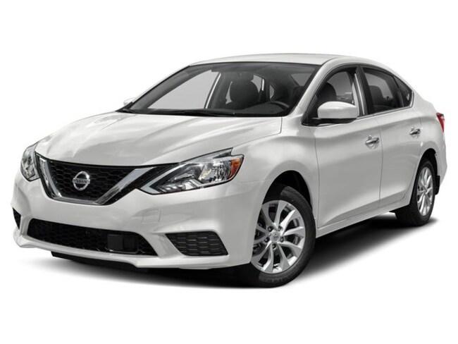 2019 Nissan Sentra 1.8 SV Sedan