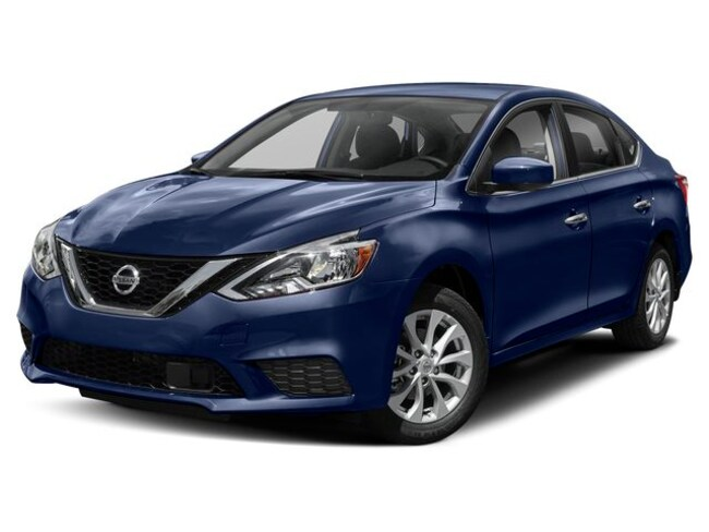 2019 Nissan Sentra 1.8 SV **Demo Savings!!** Sedan
