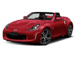 2019 Nissan 370Z Roadster Touring Sport Roadster