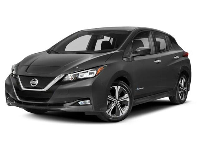 New 2019 Nissan LEAF SV (2) Hatchback in Waterloo, Ontario