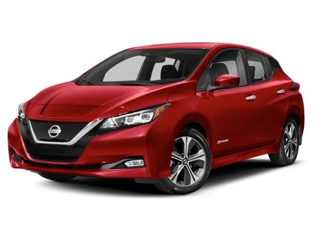 New 2019 Nissan LEAF SV Hatchback Calgary