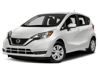 2019 Nissan Versa Note S S Manual