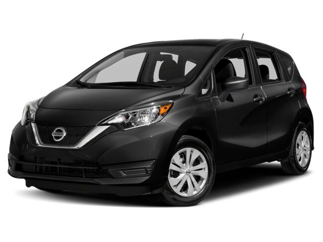New 2019 Nissan Versa Note S Hatchback Calgary