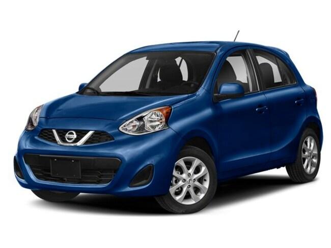 New 2019 Nissan Micra S Hatchback Calgary