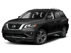 2019 Nissan Pathfinder Platinum V6 4x4 at SUV
