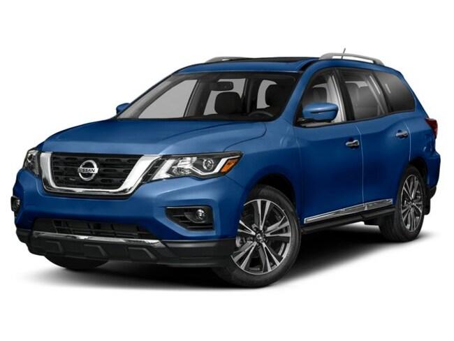 New 2019 Nissan Pathfinder PLATINUM SUV Calgary