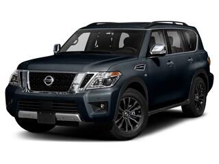 New 2019 Nissan Armada PLATINUM SUV in Calgary, AB