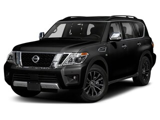 2019 Nissan Armada Platinum Sport Utility