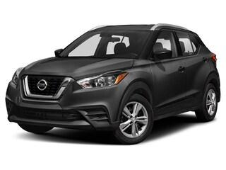 New 2019 Nissan Kicks S SUV in Calgary, AB