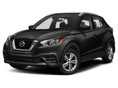 2019 Nissan Kicks Kicks Sr Cvt SUV