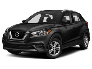 2019 Nissan Kicks SV Heated Seats, Back-UP Camera SUV