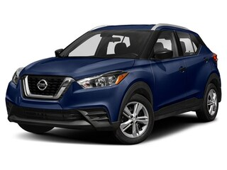 New 2019 Nissan Kicks SV SUV in Calgary, AB