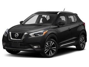 2019 Nissan Kicks SR Hatchback