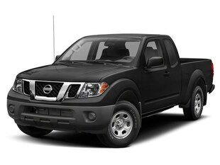 2019 Nissan Frontier SV Extended Cab Pickup