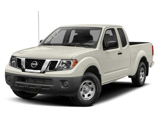 2019 Nissan Frontier SV King Cab SV Standard Bed 4x4 Auto