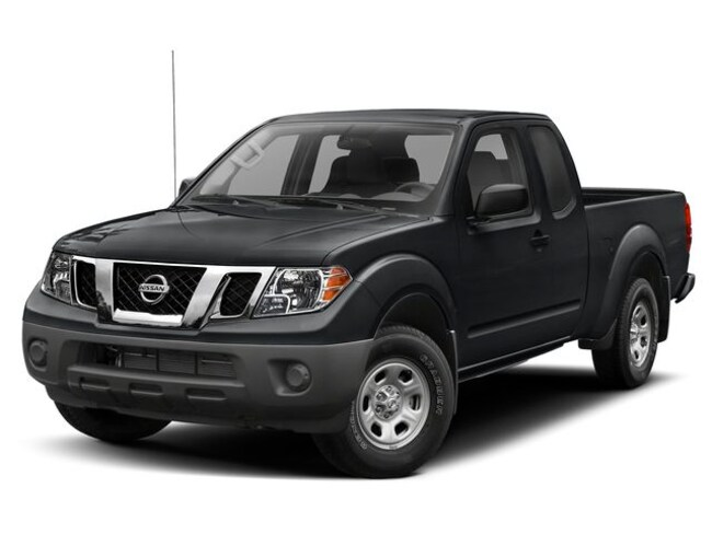 2019 Nissan Frontier PRO-4X Truck King Cab
