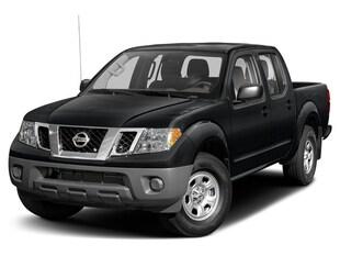 2019 Nissan Frontier Frontier Pro-4x 4x4 Truck Crew Cab