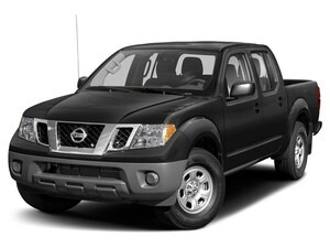 2019 Nissan Frontier PRO-4X Leather Pkg