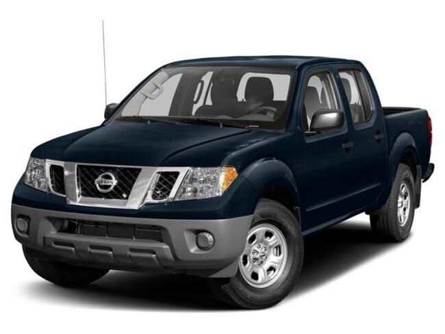 2019 Nissan Frontier PRO-4X Truck Crew Cab