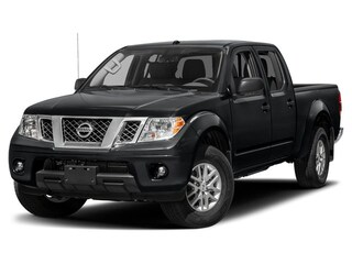 2019 Nissan Frontier SV Crew Cab SV Long Bed 4x4 Auto