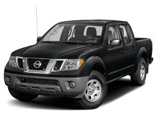 2019 Nissan Frontier Frontier Sv 4x4 Midnight Edition Truck Crew Cab