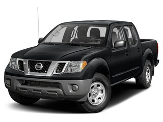 2019 Nissan Frontier Midnight Edition Truck