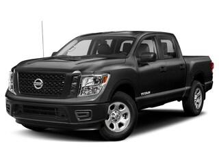 2019 Nissan Titan Crew Cab Pickup